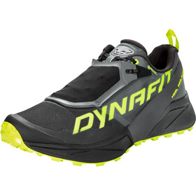 Dynafit Ultra 100 GTX Schoenen Heren, carbon/neon yellow